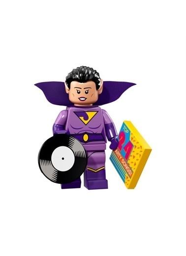 Lego Lego Minifigür - Batman Movie Seri 2 - 71020 - Vacation Alfred Şennyworth Renkli